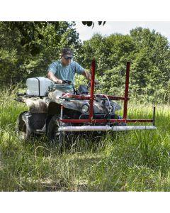 Smucker Super Sponge Weed Wiper ATV Herbicide Applicator 5´ Wiper with 15-Gallon Sprayer