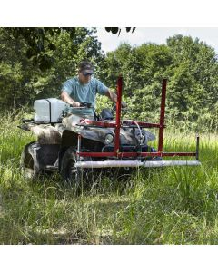 Smucker Super Sponge Weed Wiper ATV Herbicide Applicator