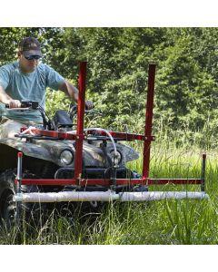 Smucker Super Sponge Weed Wiper ATV Herbicide Applicator 5´ Wiper Only