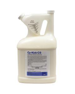 Cy Kick CS Insecticide 120 oz bottle