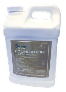 Foundation Turf Herbicide