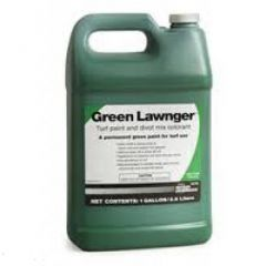 Green Lawnger Turf Paint