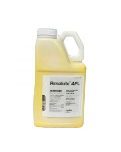 Resolute 4FL-Case of 4 gallons