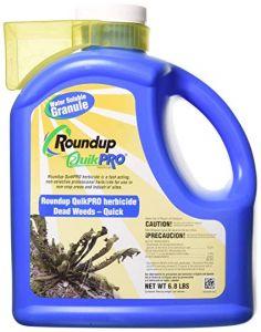 Roundup Quikpro-6.8 lb bottle