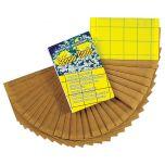 Whitmire  Sensor Yellow Monitoring Cards